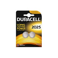 duracell batteria litio  mod. dl2025