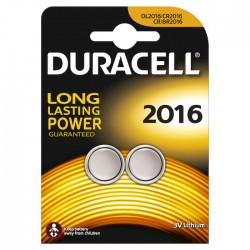 duracell batteria litio  mod. dl2016