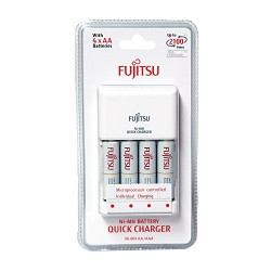 Caricabatterie per batterie NI-MH Fujitsu