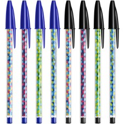BIC Cristal Collection - Penna a sfera a punta media (1, 0 mm)