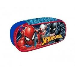Marvel Spiderman Uomo Ragno Astuccio Bustina 2 Zip